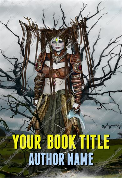 Woman Tree Warrior