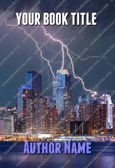 New York Lightning Storm