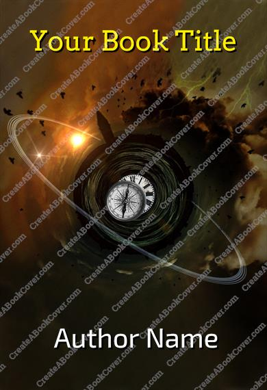 Apocalyptic clock in space